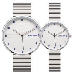 커플시계 남성시계 여성시계 메탈시계 LO-80406