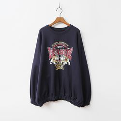 League Boxy Sweatshirt