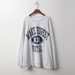 Football Boxy Sweatshirt