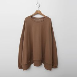 Are Cotton Boxy Sweatshirt