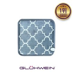 글루바인 프리미엄 극세사 전기방석 S 45x45(cm)