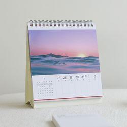 무지갯빛 한 해를 담은 2021 주간 포토 캘린더 - 일곱 번의 오늘