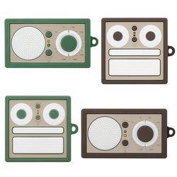빈티지 오디오 삼성 갤럭시 버즈 플러스 라이브 실리콘 케이스