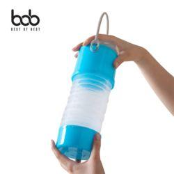 bob 빙봉 텔레스코픽 접이식 걸이형 우산케이스 우산