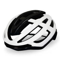 씨클리스 인몰드 설계 자전거헬멧 HC-058 화이트블랙