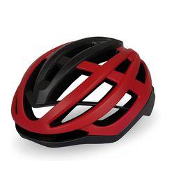 씨클리스 인몰드 설계 자전거헬멧 HC-058 레드블랙
