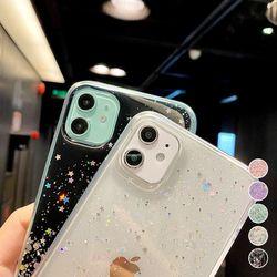 아이폰6S플러스 반짝이 글리터 젤리 케이스 P552