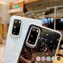 아이폰6플러스 반짝이 글리터 젤리 케이스 P552