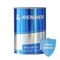 레너 벽지전용 실버디펜스 고강도 친환경 탈취 살균 페인트 1kg