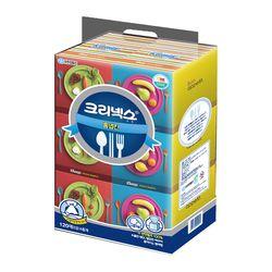 크리넥스 홈냅킨 120매 X6개 x1팩 총6팩