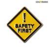SAFETY FIRST 안전제일 뺏지