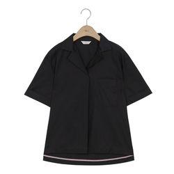 [Air cotton] 오픈카라 셔츠 (3colors) TMBLA37A01