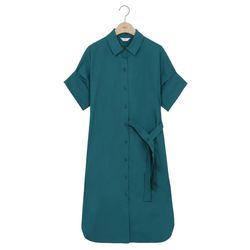 [Air cotton] 셔츠원피스 (4colors) TMOWA37A01