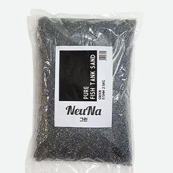 느나 퓨어 어항샌드 그린 0.5mm (2.5kg)