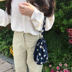 Daisy mini bag navy