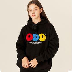 [예약판매 10/9 순차배송] 오드스튜디오 부클 비숑 후드 티셔츠- BLACK