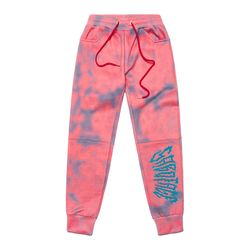 GAUSSIAN HEAVY SWEAT JOGGER PANTS RED