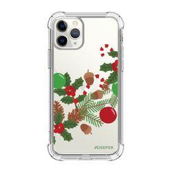 뮤즈캔 ADEEPER 아이폰 11 프로 크리스마스 스티커 케이스
