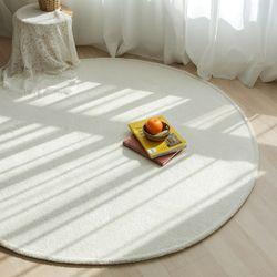 포홈 소프트루프 원형 러그 (150R) (4color)