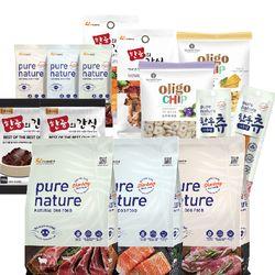 퓨어네이쳐 가수분해 강아지건식사료1.2kg강아지사료