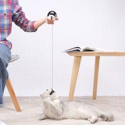 고양이 움직이는 자동 장난감 요요볼 캣토이