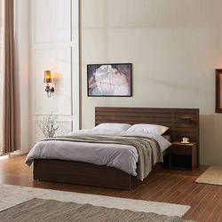 마레 LED 호텔식 평상형 침대 Q GNR040