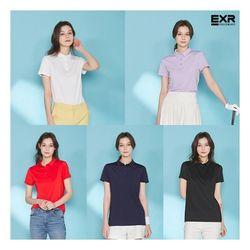 EXR 20SS 에어 퍼포먼스 셔츠5종SET(여)