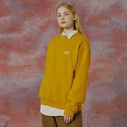 Small original tot sweatshirt-yellow