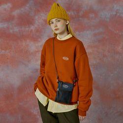 Small original tot sweatshirt-orange
