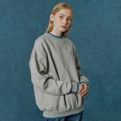 Ncv banding point sweatshirt-grey