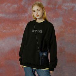 Hotfix logo sweatshirt-black