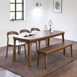 엘리스 6인 애쉬 원목식탁 테이블