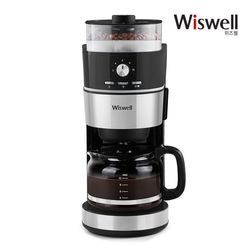 그라인드앤드립 커피머신기 가정용 홈카페 WC4131