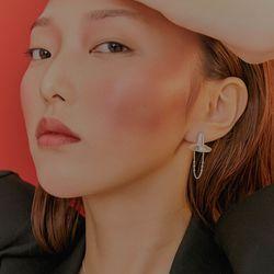 명사 갓 귀걸이 _ Myeongsa gat post earring