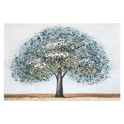 블루나무 인테리어 입체유화 액자 40 60