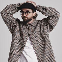 [스테이지네임] 헤리티지 셔츠 자켓 베이지