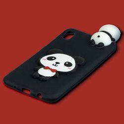 아이폰8플러스 말랑 3D 캐릭터 실리콘 케이스 P551