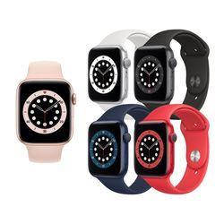 [Apple] 애플워치 S6 40mm (Wi-Fi전용)