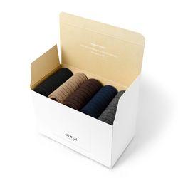 남성용 솔리드 미듐 립 G5-SET