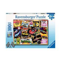 라벤스부르거  100피스 레이싱카 직소퍼즐