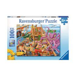 라벤스부르거  100피스 해적선의 모험 직소퍼즐