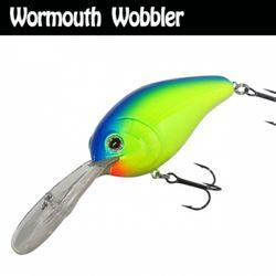 민물 루어낚시 웜 가짜 공갈 미끼 Wormouth Wobbler