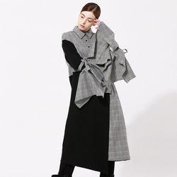 WunderGeist Color Combination Handkerchief Sleeve OPS(Check)