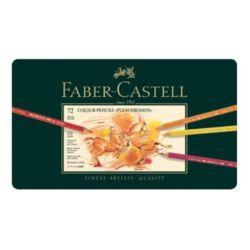 파버카스텔 전문 유성색연필(72색-틴케이스-110071) M