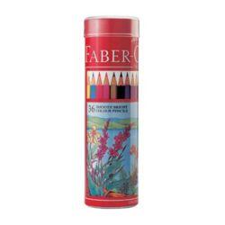 파버카스텔 일반 유성색연필(36색-원형케이스-115828)