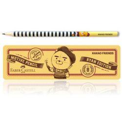 카카오 프렌즈 라이언 연필 세트