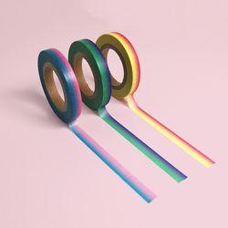 Rainbow(형광펜).Trio (3종세트)
