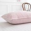 로이 핑크 밍크극세사 베개커버 - 40x60cm