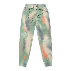 20 CAMOUFLAGE HEAVY SWEAT JOGGER PANTS PATTERN