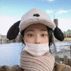 도니 퍼 귀여운 토끼귀 볼캡 모자